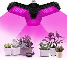 Betterlifegb - Plant Lamp Foldable Grow Light Lamp