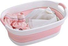 Betterlifegb - Plastic Foldable Linen Basket,