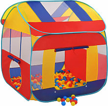 Betterlifegb - Play Tent with 300 Balls