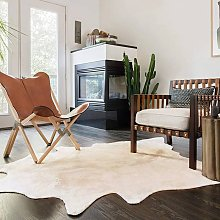 Betterlifegb - Real Cow Hide Rug 150x170 cm