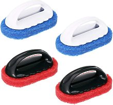 Betterlifegb - Set of 4 cleaning sponges with