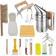 Betterlifegb - Set of Beekeeping Tools, 15 Rooms