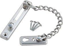 Betterlifegb - Silver Slider Safety Lock with