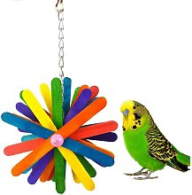 Betterlifegb - Toy for colorful birds, parrots,