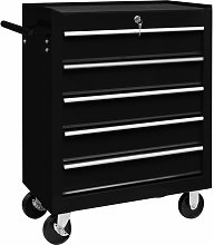 Betterlifegb - Workshop Tool Trolley with 5