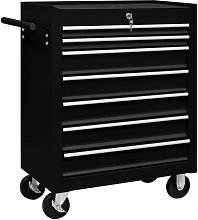 Betterlifegb - Workshop Tool Trolley with 7