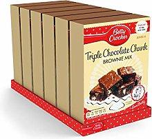 Betty Crocker Triple Chocolate Brownie Cake Mix