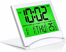 Betus Digital Travel Alarm Clock with Backlight -