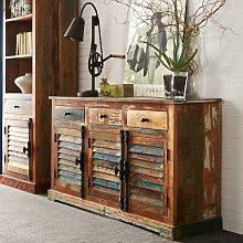 Beverly Large 3 Door 3 Drawer Sideboard Storage