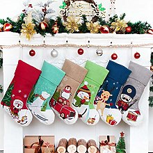 Beyond Your Thoughts New Set of 6 Large Christmas