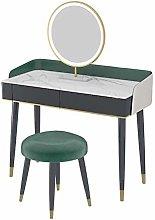 BEYTII Dressing Table,Rock Board,Side