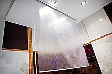 beytug Brilliant Shower Curtain Blind 100CM X