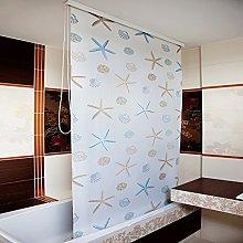 beytug Brilliant Shower Curtain Blind 140CM X