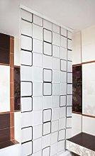 beytug Brilliant Shower Curtain Blind 160CM X