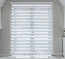 beytug Quality White Zebra/Vision Window Roller