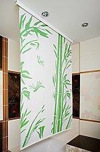 beytug Waterproof Shower Curtain Blind, Modern,