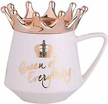 bgfh Crown Theme Milk/Coffee Mugs Cartoon