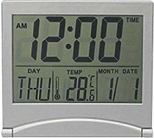 BGJ Mini Clock Digital Thermometer Calendar