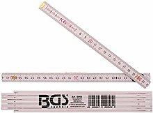 BGS 2053 | Wooden Folding Rule | 2 m