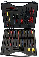 BGS 2184 | Measuring Cable and Probe Set | 92 pcs.