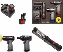 BGS 4019 | Cordless Polisher and Grinder Set | in