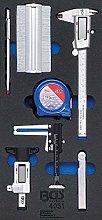 BGS 4031 | Tool Tray 1/3: Measuring Tool Set | 7