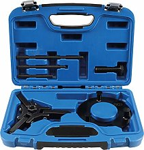 BGS 7761 | Belt Pulley Puller & Assembly Set | for