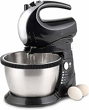 BGTRRYHY Electric Household 5 Speed Stand Mixer