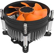 BGYPT Desktop Computer PC CPU Heatsink Cooler Fan