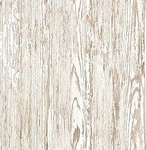BHF FD22056 Eliza Wood Plank Wallpaper