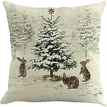 BHYDRY Christmas Pillow Cases Personalised