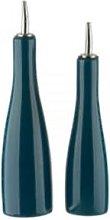 BIA international - Teal Scoop Oil And Vinegar Set