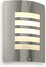 Bianco Outdoor Wall Light - Curved Outside Lights