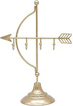 BIAOYU Bow Shape Hanging Jewelry Display Stand