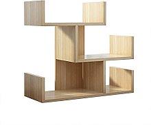 BIAOYU Creative Desktop Bookshelf Multi-function