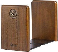 BIAOYU Pine Cones Art Bookends Decorative Book