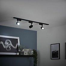 Biard - 7W Black Single Circuit Cool White LED