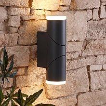 Biard Up Down Modern Outdoor LED Wall Light - IP54