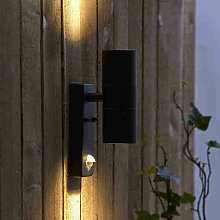 Biard Up Down Outdoor Garden Security Wall Light