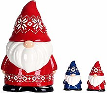 Bico Red Christmas Gnome 27.6 cm Air Tight Cookie