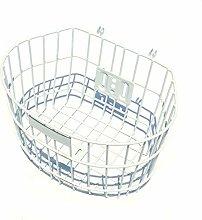 Bicycle Basket,Metal Mesh Bike Basket,with Holder