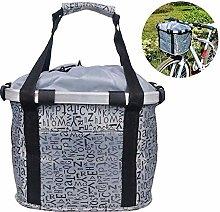 Bicycle Baskets Front - Bike Basket Removable
