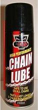 Bicycle bike chain lube oil spray