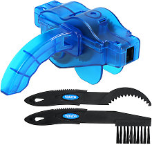 Bicycle Chain Cleaner Scrubber Brushes Mountain