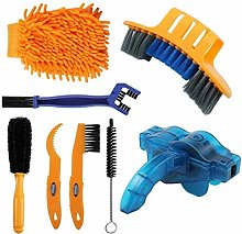 Bicycle Cleaning Brush Set,Mountain Road City BMX