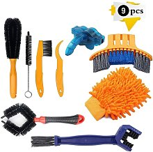 Bicycle Cleaning Tool, Bicycle Parts Brush,
