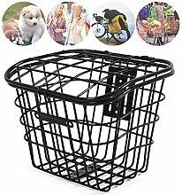Bicycle Front Basket Electric Car Basket Bicycle