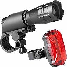 Bicycle Light Super Bright LED Lights Headlight