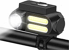 Bicycle Lights 500 Lumens USB Rechargeable