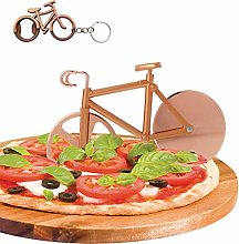 Bicycle Pizza Cutter, Bike Pizza Cutter Stainless